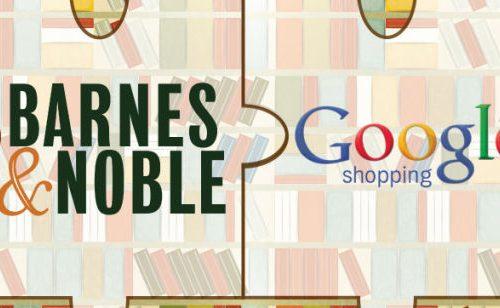 Google con Barnes & Noble