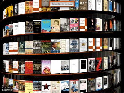Libreria inglese e biblioteca italiana digitalizzate