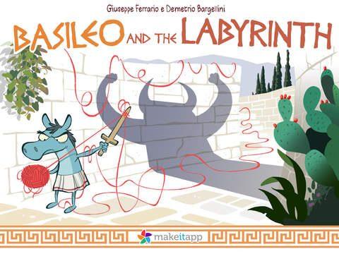 Basileo ebook interattivo, tra storia e mito