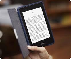 Kindle Parpewhite -20 € di sconto fino a San Valentino