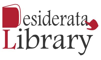 Desiderata Library: un nuovo modo di leggere e creare contenuti personalizzati