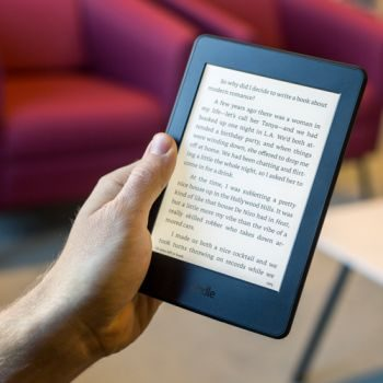 Kindle Parperwhite scontato a € 99 per il Black Friday
