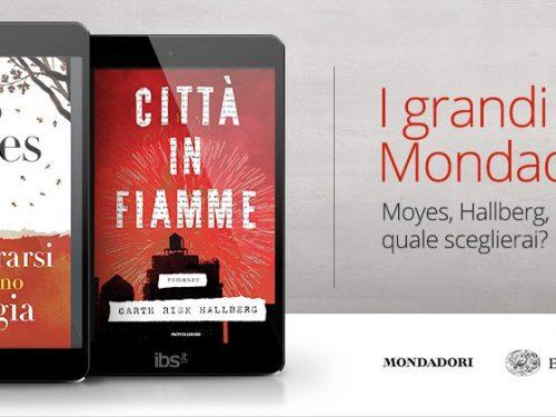 Offerta Mondadori: il 3×2 anche per gli ebook