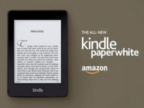 Kindle Paperwhite ancora più eccezionale!